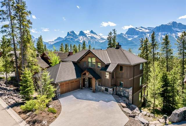 845 Silvertip Heights, Canmore, AB T1W 3K9 (#A1084175) :: Calgary Homefinders