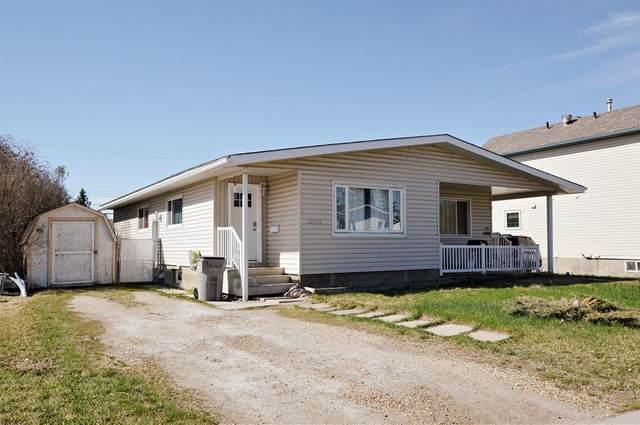 10013 94 Avenue, Grande Prairie, AB T8V 0K6 (#A1084401) :: Calgary Homefinders
