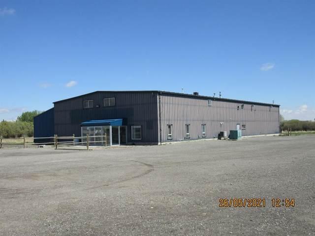 498252 112 Street E, High River, AB T1V 1P6 (#A1084662) :: Calgary Homefinders