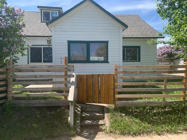 4916 48 Street, Stettler Town, AB T0C 2L0 (#A1084802) :: Calgary Homefinders