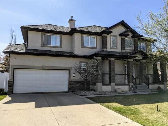 40 Allsop Drive, Red Deer, AB T4R 2V2 (#A1084835) :: Calgary Homefinders