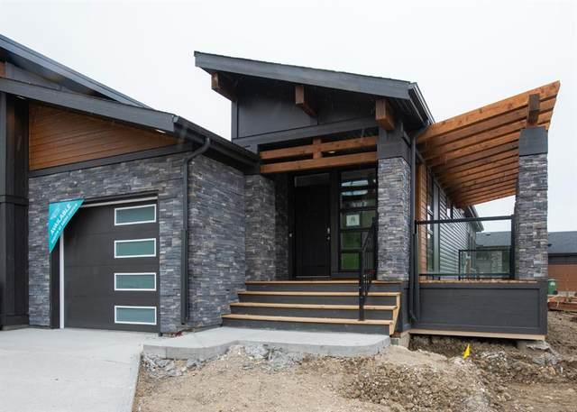 112 Riviera Court, Cochrane, AB T4C 2V8 (#A1084921) :: Calgary Homefinders
