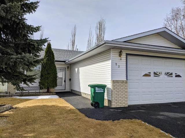 23 Kirby Street, Red Deer, AB T4P 3M9 (#A1085496) :: Redline Real Estate Group Inc