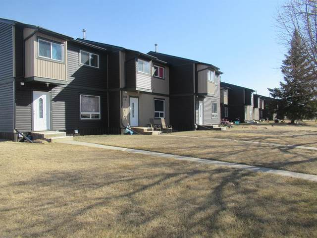 6146 47 Avenue, Stettler Town, AB T0C 2L1 (#A1085518) :: Calgary Homefinders