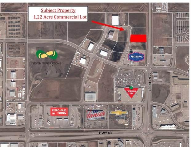 10501 117 Street, Grande Prairie, AB T8V 8B5 (#A1086056) :: Team Shillington | eXp Realty