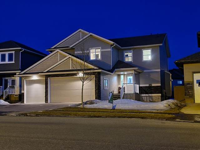 10501 154 Avenue, Rural Grande Prairie No. 1, County of, AB T8X 0L7 (#A1086492) :: Redline Real Estate Group Inc