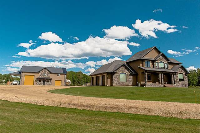 1 50076 Township Road 713, Rural Grande Prairie No. 1, County of, AB T8X 4A3 (#A1086497) :: Greater Calgary Real Estate