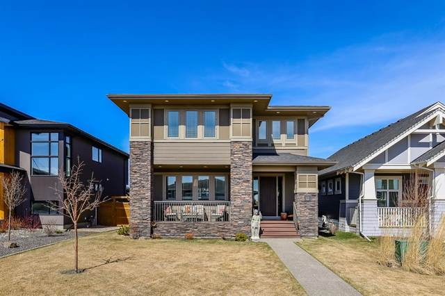 22 Yarrow Gate, Rural Rocky View County, AB T3Z 0C8 (#A1086738) :: Calgary Homefinders
