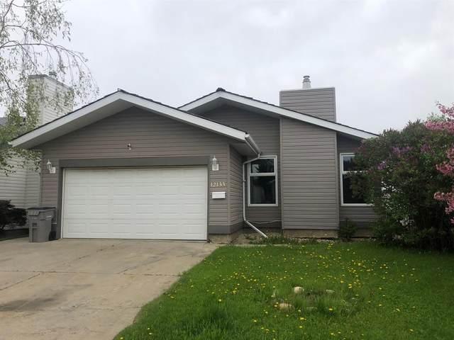 12133 95A Street, Grande Prairie, AB T8V 5C4 (#A1087160) :: Calgary Homefinders