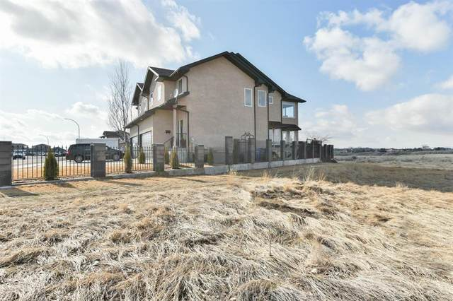 169 Sunset Drive SW, Medicine Hat, AB T1B 4T7 (#A1087253) :: Redline Real Estate Group Inc