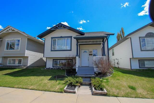 704 Lancaster Drive, Red Deer, AB T4R 2V6 (#A1087846) :: Greater Calgary Real Estate