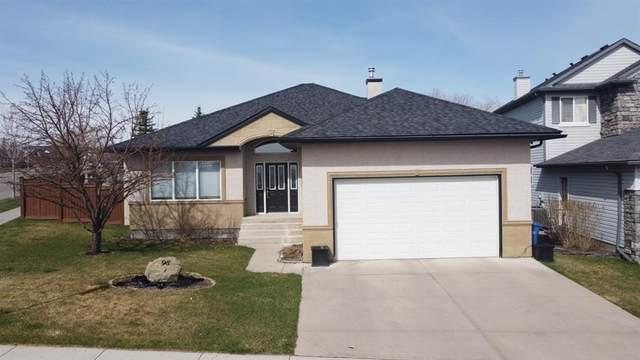 98 Sheep River Crescent, Okotoks, AB T1S 1V3 (#A1088153) :: Calgary Homefinders