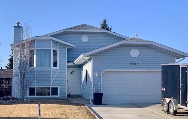 1941 8 Avenue, Wainwright, AB T9W 1H6 (#A1088171) :: Calgary Homefinders