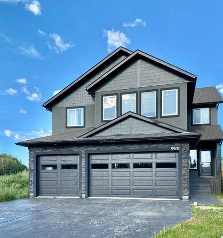 5905 88 Street, Grande Prairie, AB T8W 0J9 (#A1088336) :: Calgary Homefinders