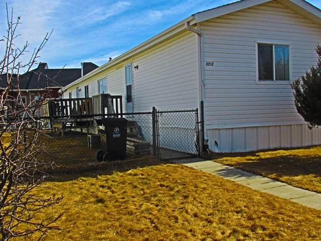 4612 59 Street, Rocky Mountain House, AB T4T 0A1 (#A1088486) :: Redline Real Estate Group Inc