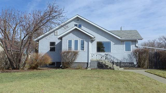 4811 54 Street, Stettler Town, AB T0C 2L0 (#A1088510) :: Calgary Homefinders