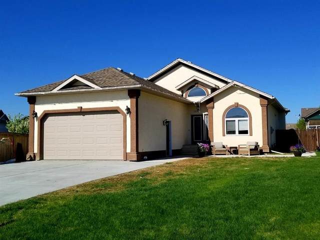 1606 41A Street, Edson, AB T7E 0A5 (#A1088640) :: Calgary Homefinders