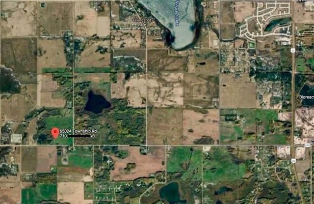 65024 Twp 710, Rural Grande Prairie No. 1, County of, AB T8W 5C7 (#A1090356) :: Team Shillington   eXp Realty