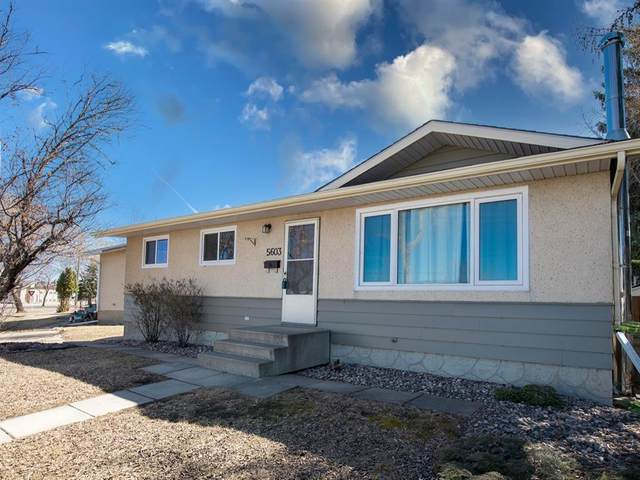 5603 47A Avenue, Camrose, AB T4V 2P4 (#A1090586) :: Calgary Homefinders