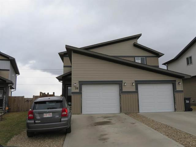 26 Greenhouse Place, Red Deer, AB T4P 0S5 (#A1091073) :: Calgary Homefinders