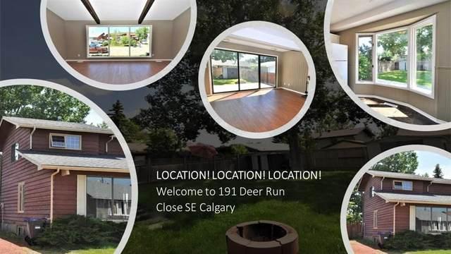 191 Deer Run Close SE, Calgary, AB T2J 5P7 (#A1091148) :: Calgary Homefinders
