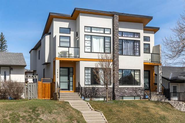 1828 33 Avenue SW, Calgary, AB T2T 1Y9 (#A1091244) :: Western Elite Real Estate Group