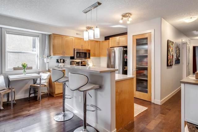 1925 25 Street SW #101, Calgary, AB  (#A1091733) :: Redline Real Estate Group Inc