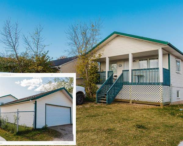 10102 106 Avenue, Grande Prairie, AB T8V 1J8 (#A1091869) :: Calgary Homefinders