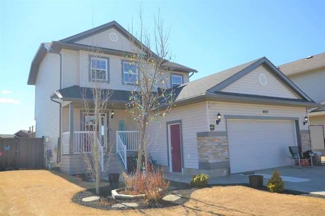 8917 131 Avenue, Grande Prairie, AB T8X 1W1 (#A1092654) :: Redline Real Estate Group Inc