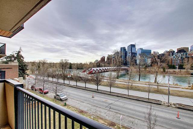 916 Memorial Drive NW #404, Calgary, AB T3N 3C9 (#A1092691) :: Redline Real Estate Group Inc