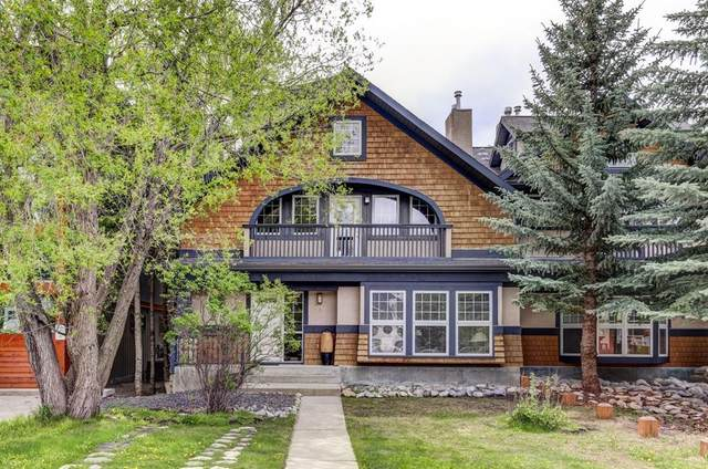 905 9th Street, Canmore, AB T1W 1Z7 (#A1093260) :: Calgary Homefinders