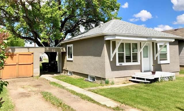 4616 52 Avenue, Vermilion, AB T9X 1S1 (#A1093281) :: Calgary Homefinders