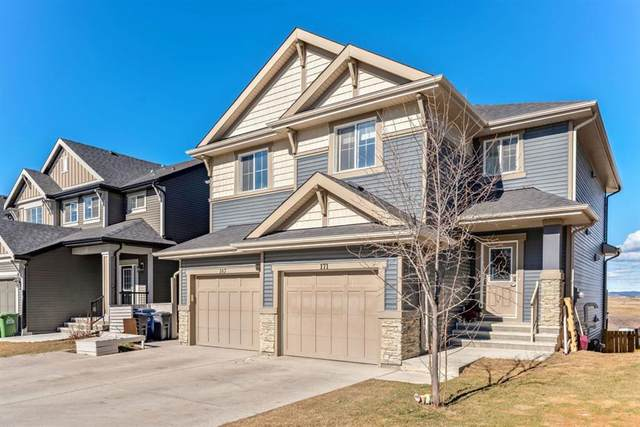 171 Sunrise View, Cochrane, AB T4C 0T7 (#A1093861) :: Western Elite Real Estate Group