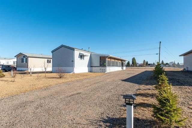 405 5TH STREET, Marwayne, AB T0B 2X0 (#A1093862) :: Calgary Homefinders