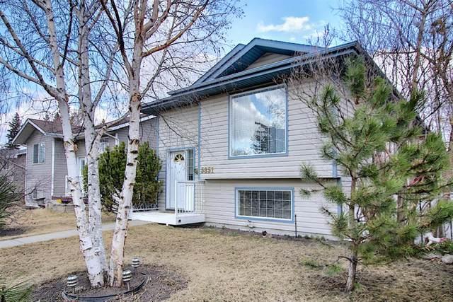 5851 58 Avenue, Red Deer, AB T4N 4T9 (#A1094102) :: Calgary Homefinders