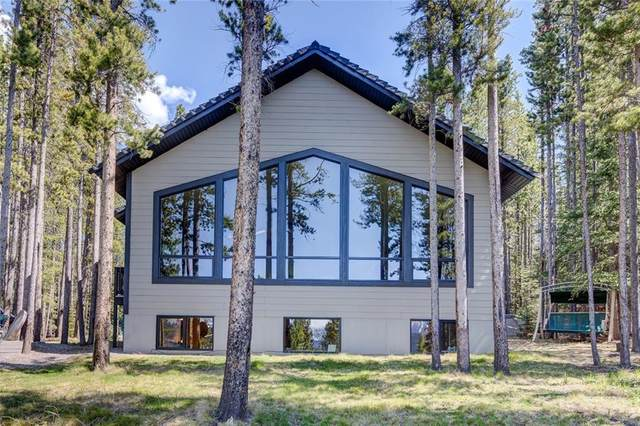 67 Lakeshore Drive, Rural Kananaskis ID, AB T0L 2H0 (#A1094754) :: Canmore & Banff