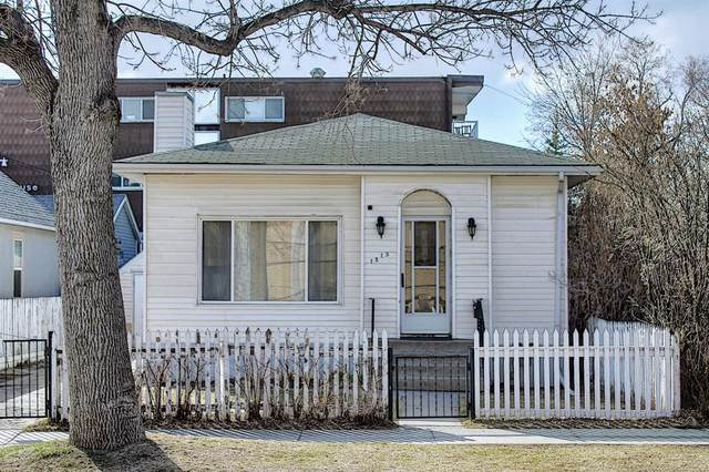 1315 15 Street SW, Calgary, AB T3C 1G3 (#A1095433) :: Redline Real Estate Group Inc