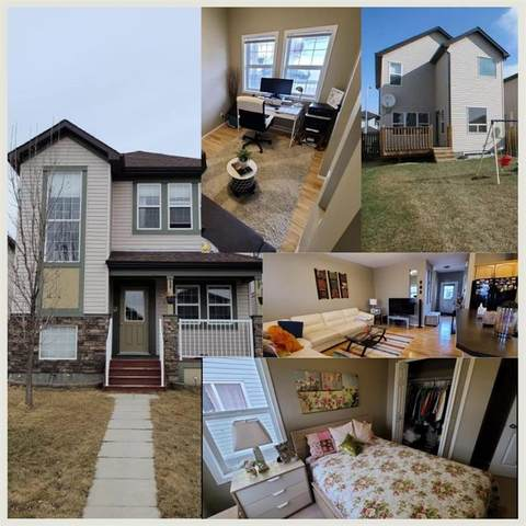 41 Covebrook Place NE, Calgary, AB T3K 0C8 (#A1095554) :: Greater Calgary Real Estate
