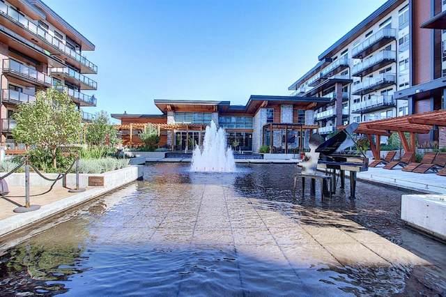 122 Mahogany Centre SE #511, Calgary, AB T3M 2Y1 (#A1095673) :: Redline Real Estate Group Inc