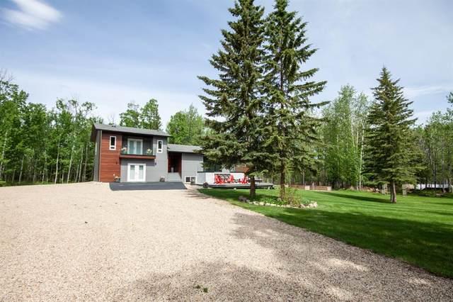 711051 Range Road 55 Road, Rural Grande Prairie No. 1, County of, AB T8V 2Z8 (#A1095682) :: Calgary Homefinders