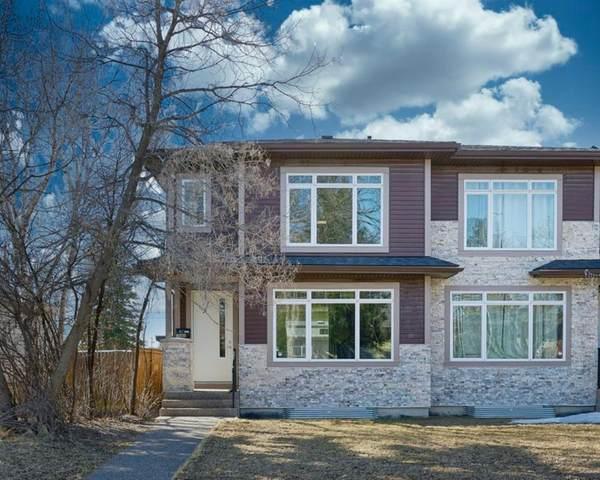 1505 22 Avenue NW, Calgary, AB T2M 1R2 (#A1095833) :: Redline Real Estate Group Inc