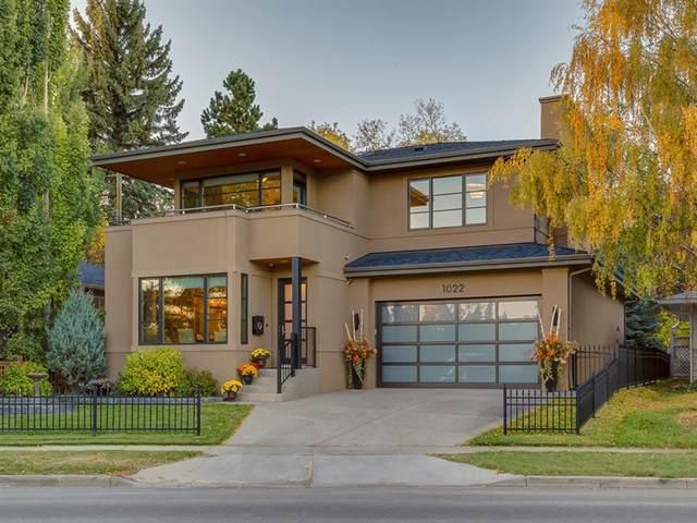 1022 Sifton Boulevard SW, Calgary, AB T2T 2L1 (#A1095838) :: Calgary Homefinders