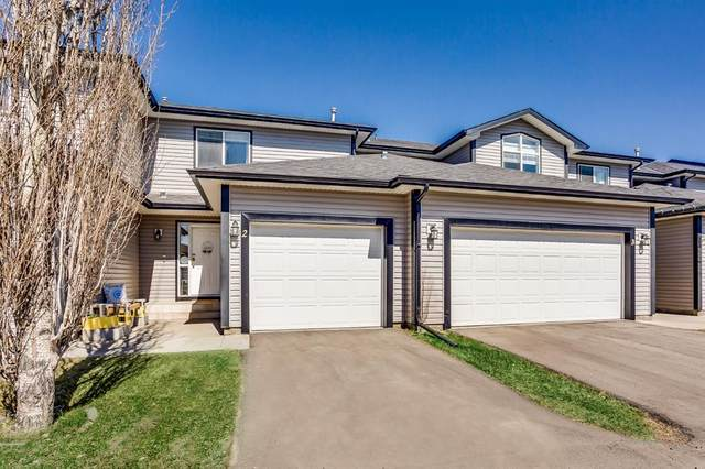 102 Canoe Square SW #2, Airdrie, AB T4B 2Z1 (#A1096598) :: Redline Real Estate Group Inc