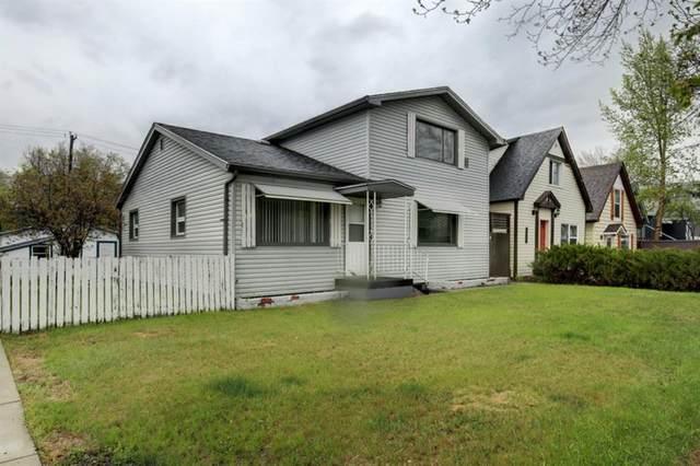 124 1 Street W, Drumheller, AB T0J 0Y4 (#A1096711) :: Calgary Homefinders