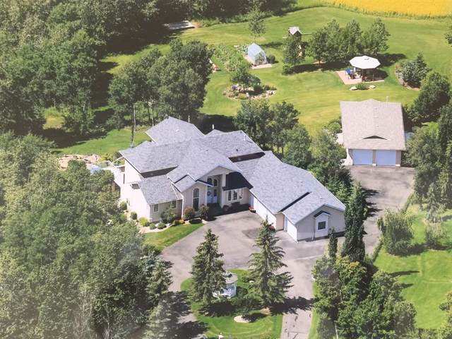 26 37470 RANGE ROAD 265, Rural Red Deer County, AB T4E 1B8 (#A1097405) :: Greater Calgary Real Estate