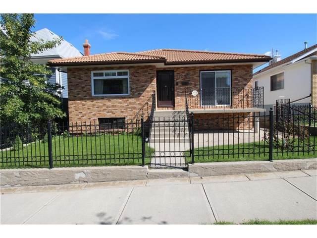 112 6A Street NE, Calgary, AB T2E 4A4 (#A1097485) :: Redline Real Estate Group Inc