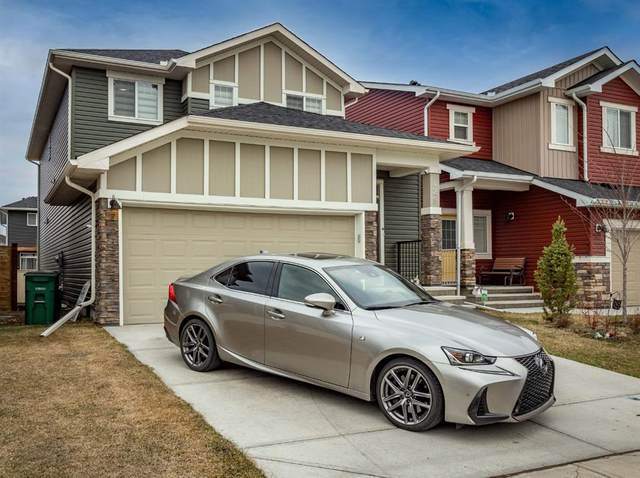 428 Bayview Way SW, Airdrie, AB  (#A1098028) :: Calgary Homefinders