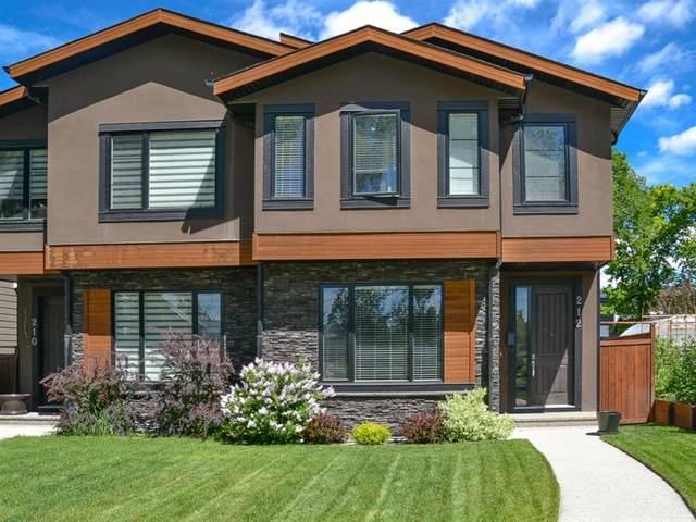 212 30 Avenue NE, Calgary, AB T2E 2C9 (#A1098120) :: Calgary Homefinders
