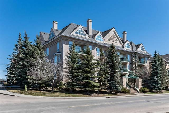 15204 Bannister Road SE #105, Calgary, AB T2X 3T4 (#A1098136) :: Western Elite Real Estate Group