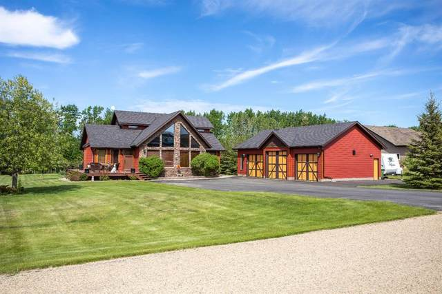 421003 Range Road 10 #22, Rural Ponoka County, AB T4J 1V9 (#A1098157) :: Western Elite Real Estate Group